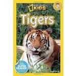 National Geographic Readers, Level 2: Tigers 美国《国家地理》杂志-儿童科