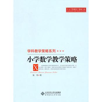 【正版书籍】小学数学教学策略 北京师范大学出版社
