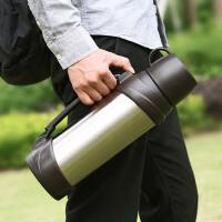 大容量304不锈钢真空保温壶户外便携车载2升旅行水壶暖家用热水瓶