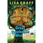 【预订】The Great Treehouse War 9780147516718