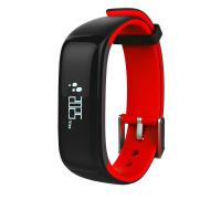 P1智能手环心率血压运动计步防水手环智能计步蓝牙手环