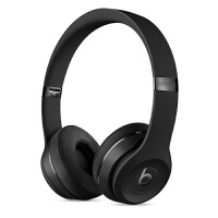 [当当自营] Beats Solo3 Wireless 头戴式耳机 炫黑色 MNEN2PA/A