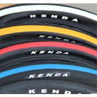 新款户外骑行自行车轮胎折叠车彩色外胎20 1.35 防刺车胎