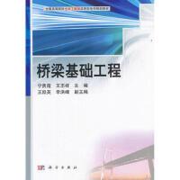 【二手书8成新】桥梁基础工程 宁贵霞,王丕祥 科学出版社
