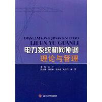 电力系统机网协调理论与管理