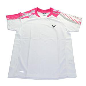 VICTOR/胜利 男款针织圆领T恤 T-2005