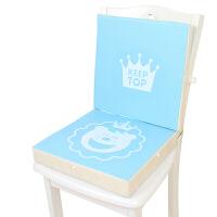 儿童餐椅坐垫宝宝增高垫椅垫卡携式学生椅垫座垫加厚通用YW388