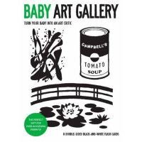 Baby Art Gallery: Turn Your Baby into an Art Critic 宝宝画廊:把你