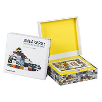 Sneakers: The Trump Card Game (Thames & Hudson Gift) 运动鞋球鞋: