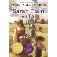 【预订】Sarah, Plain and Tall: 30th Anniversary Edition