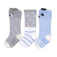 婴儿袜子春秋夏季薄款长筒袜中筒新生儿长袜宝宝高筒袜过膝