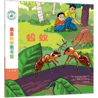 亲亲科学图书馆 第6辑:蚂蚁,史黛芬妮・勒迪 安娜・鲁凯特 张苗,上海文化出版社【新书店 正版书】