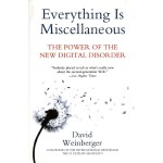 [C165] Everything Is Miscellaneous: The Power of the New Di