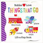 【预订】Things That Go Lift a Flap 9781680520118
