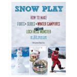 【预订】Snow Play: How to Make Forts & Slides & Winter Campfire