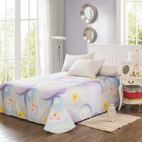 当当优品 纯棉斜纹床上用品 床单200*230cm 魔力圈圈
