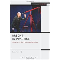 【预订】Brecht in Practice: Theatre, Theory and Performance