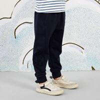 【秒杀价:153元】马拉丁童装女大童裤子春装2020年新款宽松哈伦裤收口裤子长裤