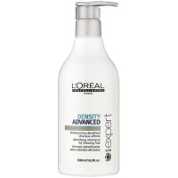 L'OREAL欧莱雅盈韧焕发 洗发水500ml进口专业洗护发 强健滋养固发 控油去屑止痒