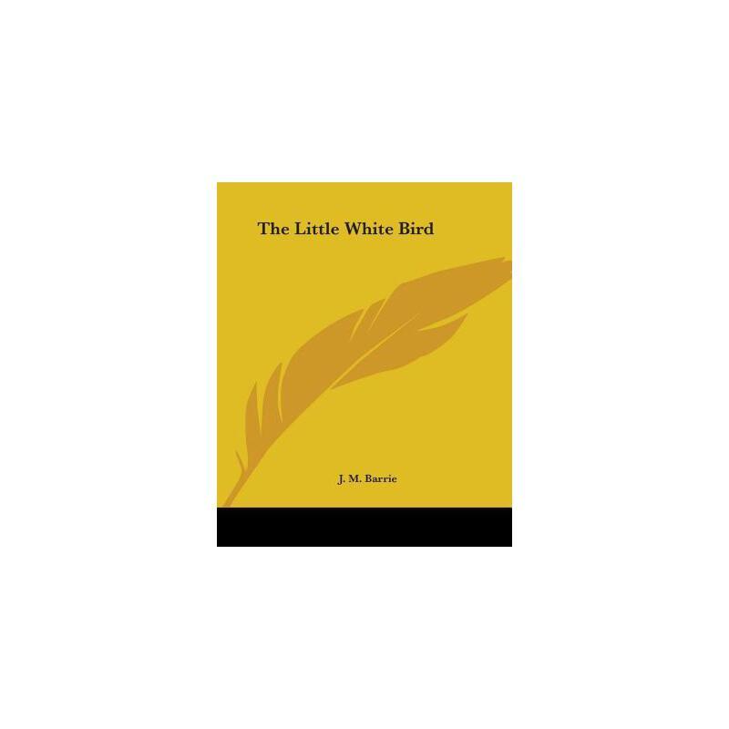 【预订】The Little White Bird 预订商品,需要1-3个月发货,非质量问题不接受退换货。