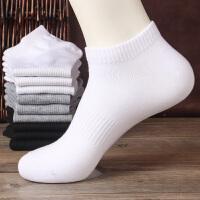 男士短筒运动袜男袜子春夏秋冬四季黑白灰纯色男袜