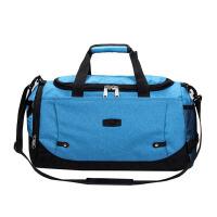 旅行包新款运动休闲行李袋韩版防水收纳男户外大容量包出差、手提包