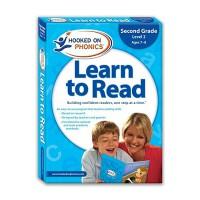 现货 Hooked on Phonics Learn to Read Second Grade Level 2