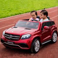 儿童电动汽车四轮可坐双人超大号双座四轮小孩玩具车可坐人四驱宝宝遥控汽车