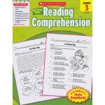 Scholastic Success with Reading Comprehension: Grade 3 学乐必赢
