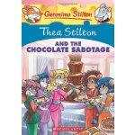 Thea Stilton #19: Thea Stilton and the Chocolate Sabotage 老