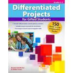 【预订】Differentiated Projects for Gifted Students: 150 Ready-