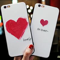 苹果x手机壳8plus潮ins网红女款iphone7套6s硅胶全包防摔10新款8x潮牌爱心6splus个性创意韩国可爱