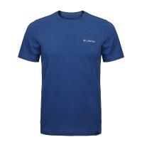【现货】2019春夏新品哥伦比亚城市户外男速干衣透气圆领短袖T恤PM3443