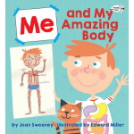 英文原版绘本 Me and My Amazing Body 人体百科 吴敏兰书单 儿童启蒙图画书 2019年新版