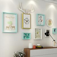 照片墙装饰相框墙创意个性客厅现代简约挂墙北欧风相框组合相片墙