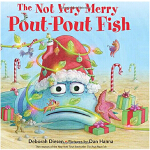 【预订】The Not Very Merry Pout-Pout Fish (A Pout-Pout Fish Adv