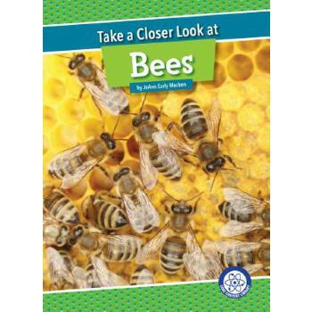 【预订】Take a Closer Look at Bees 预订商品,需要1-3个月发货,非质量问题不接受退换货。