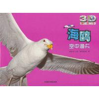 海鸥:空中渔夫(动物星球3D科普书)――3D特效、动手活动、成长记录、巨幅拉页、人文知识在这里为你一一呈现!