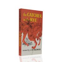 现货 英文原版 The Catcher in the Rye 麦田里的守望者 文学经典 经典小说 塞林格 a novel