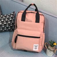 韩版儿童包包小学生轻便旅行双肩包男童女孩补课包手提袋背包书包
