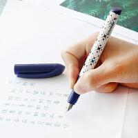 施耐德钢笔Schneider小学生钢笔男女适用墨囊F0.5蝶形笔尖正姿握笔蝙蝠侠生命隐形人生日礼物