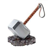 雷神之锤1比1全金属电影复仇者联盟2托尔锤子模型礼物