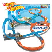 风火轮火辣小跑车电动超级特技立体回旋赛道男孩轨道玩具GGF92