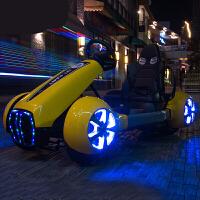卡丁车儿童新款儿童电动卡丁车四轮摩托汽车超大带遥控小孩男女可坐人玩具车