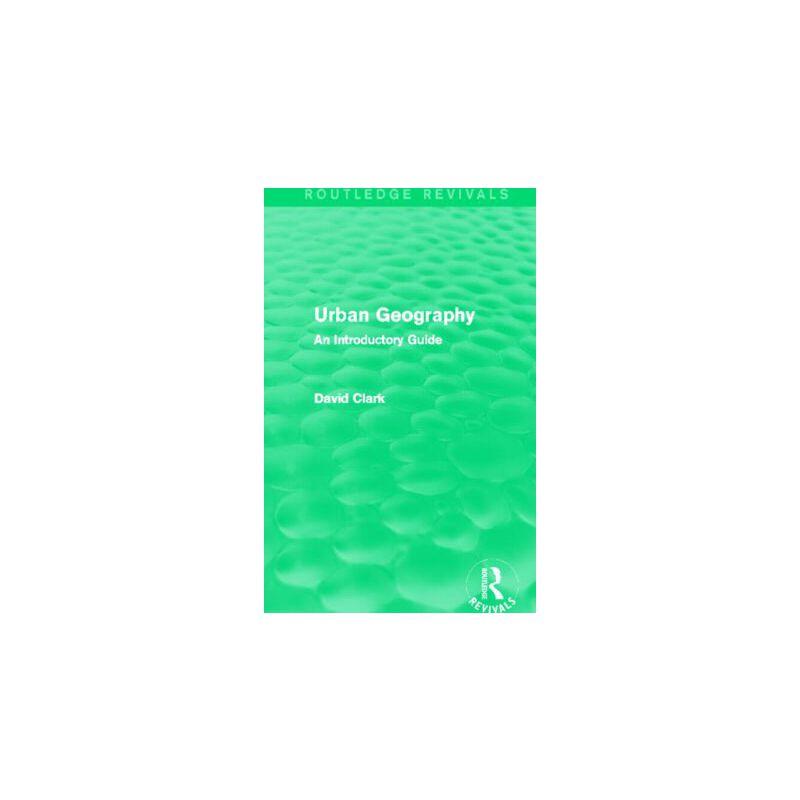 【预订】Urban Geography Routledge REV 美国库房发货,通常付款后3-5周到货!