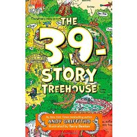 The 39-Story Treehouse Andy Griffiths 9781250026927