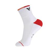 威克多VICTOR SK140羽毛球袜男袜 加厚毛巾底袜子专业运动中筒袜