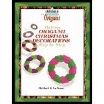 【预订】Making Origami Christmas Decorations Step by Step