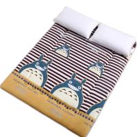 榻榻米床垫1.5m床1.8米可折叠床褥学生宿舍床垫褥子垫被地铺睡垫定制