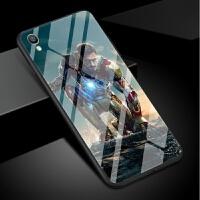钢铁侠手机壳苹果xr男女新款钢化玻璃个性创意漫威英雄电影美国队长黑寡妇欧美潮iphonexr保护套